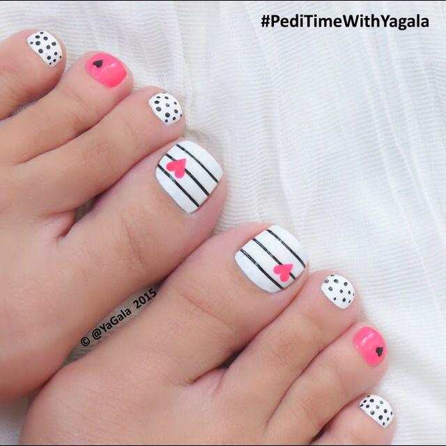 Toe Nail Art - Nail Art Gallery