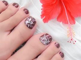 Toe Nail Art