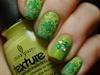 St.Patrick's Day Manicure ;)
