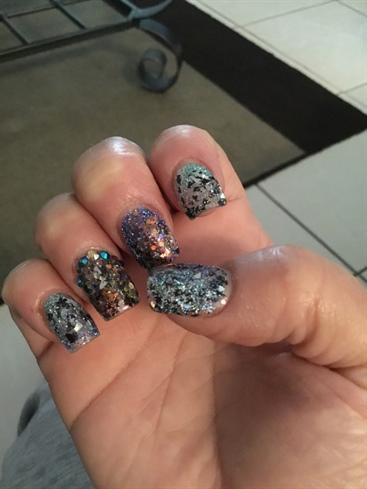 Glitter Nails!💖