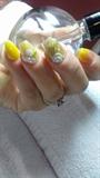 Yellow & 3d Flower