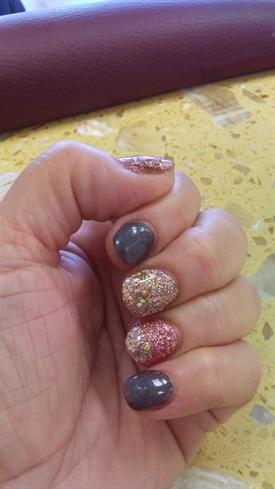 Overlay On Natural Nails