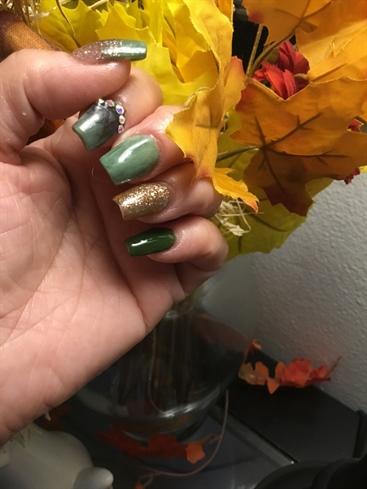 Fall🍂🍁🍃 Nails