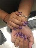 Glitter Acrylics 💅🏼