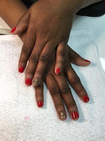Regular Manicure