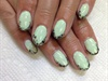 Pastel Green & Camo