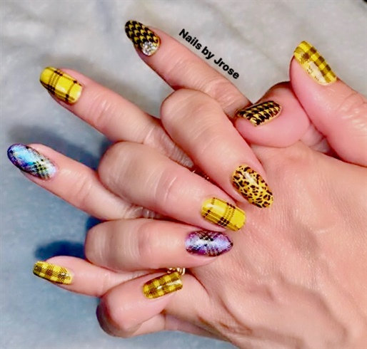 2019 Spring Fashion- Inspired Nails.