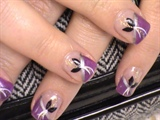 Purple Sideways French
