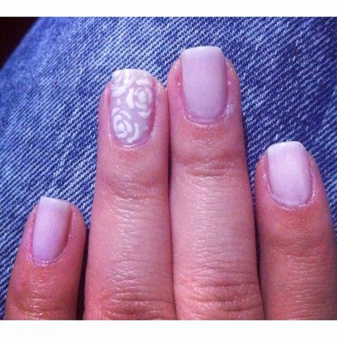 Simple Nail Art✨