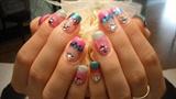 POP! summer nails