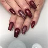 Glitter Mixes with matte Finish