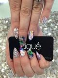 Hawaii Wedding Nails
