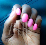 Pink & Stripes