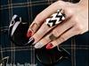 Twin Peaks nails