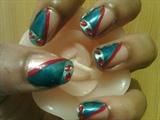 Zini Art Stewardess Nails