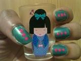 Zini Art Quirky Dots Nails