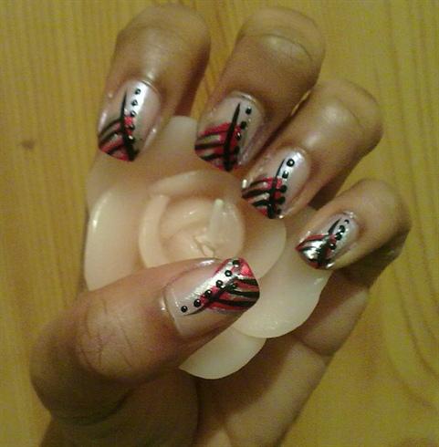 Zini Art Siren Flick Nails