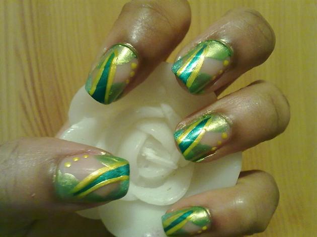 Zini Art Naturess Nails