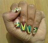 Zini Art Guyanese Nails