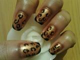 Zini Art Sexy Tigress Nails