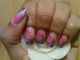 Zini Art Cool Colour Nails