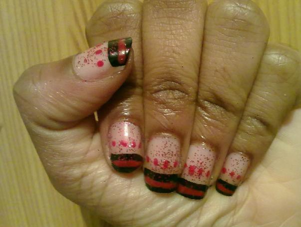 Zini Art MCR Nails