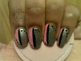 Zini Art Dancehall Nails