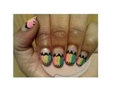 Zini Art Candy Nails