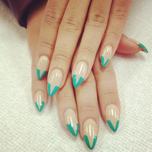 green V french