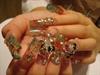 my nail ``~