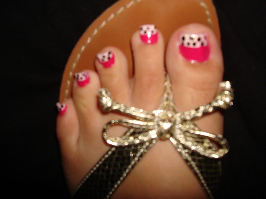 Stylish Toe Nail Designs Nail Art Gallery